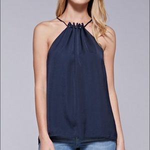 Tops - Navy Top
